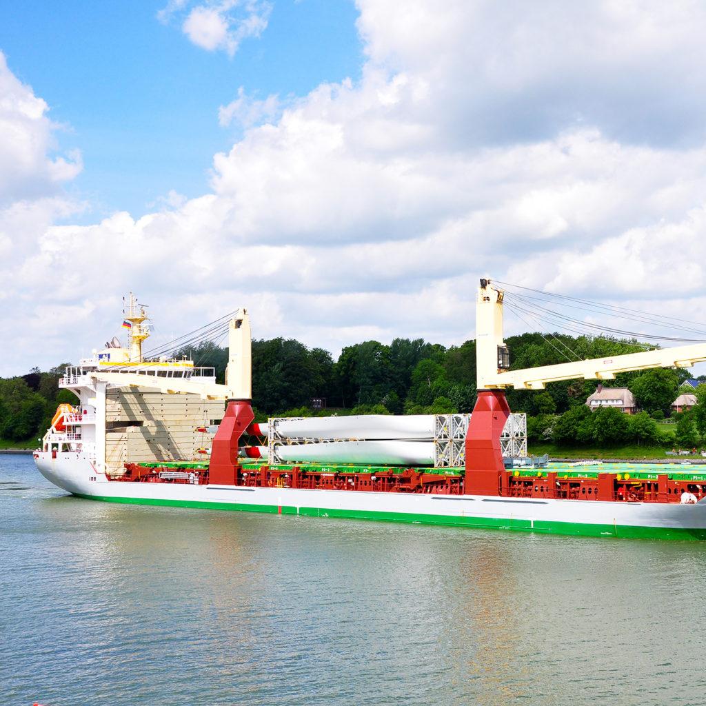 servicios de calidad excelente en logística y transporte de mercancías